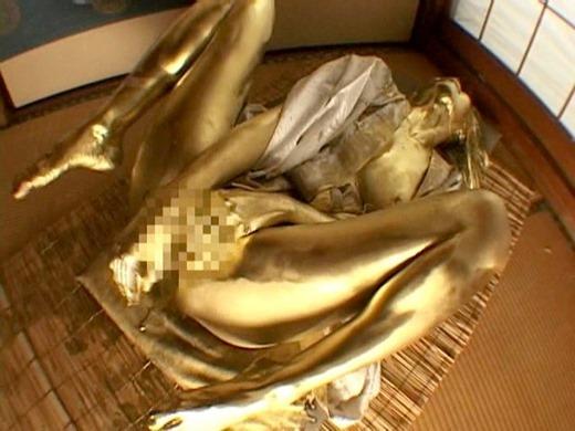 金粉セックス画像 126