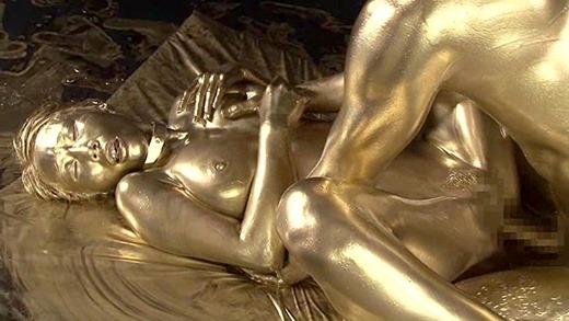 金粉セックス画像 129