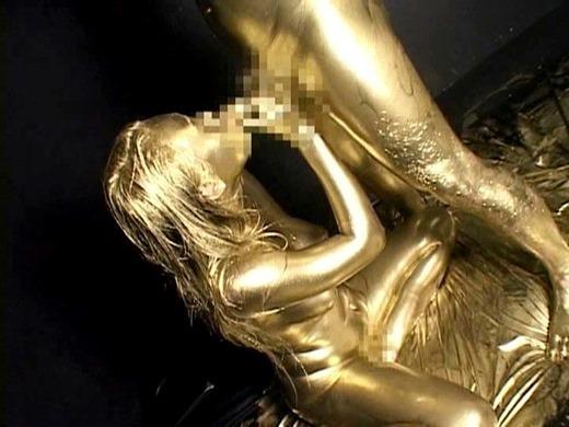 金粉セックス画像 133