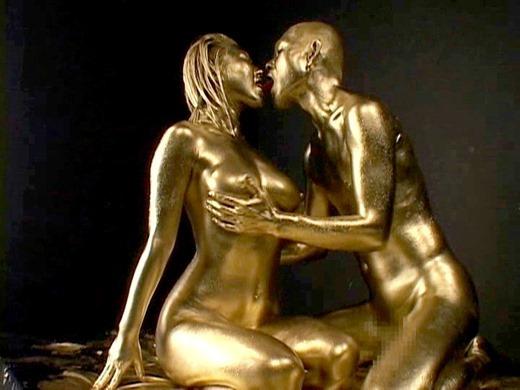 金粉セックス画像 138