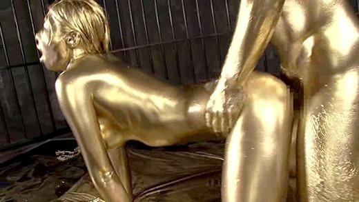 金粉セックス画像 139