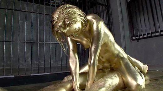 金粉セックス画像 141