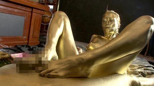 金粉セックス画像 142