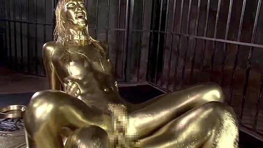 金粉セックス画像 143
