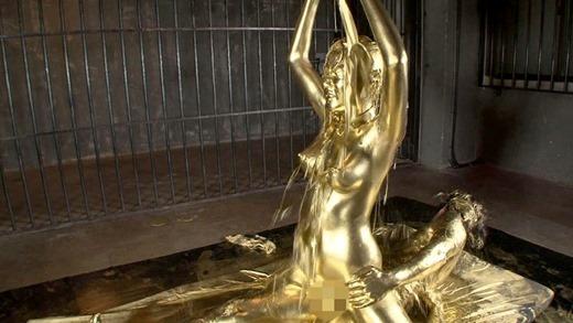 金粉セックス画像 146