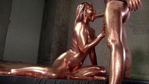 金粉セックス画像 147