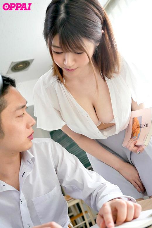 川村晴 パイパン美巨乳女教師画像