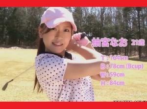 ゴルフエロ動画