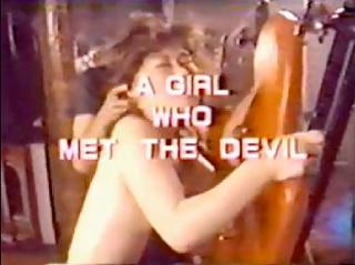 悪魔に出会った女