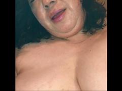 【無 個人撮影】豊満垂れ巨乳熟女ど生ハメハメ撮り!大量発射!