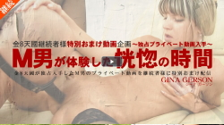 【M男が体験した恍惚の時間 Gina Gerson / ジーナ ガーソン】の極上ビデオを見る