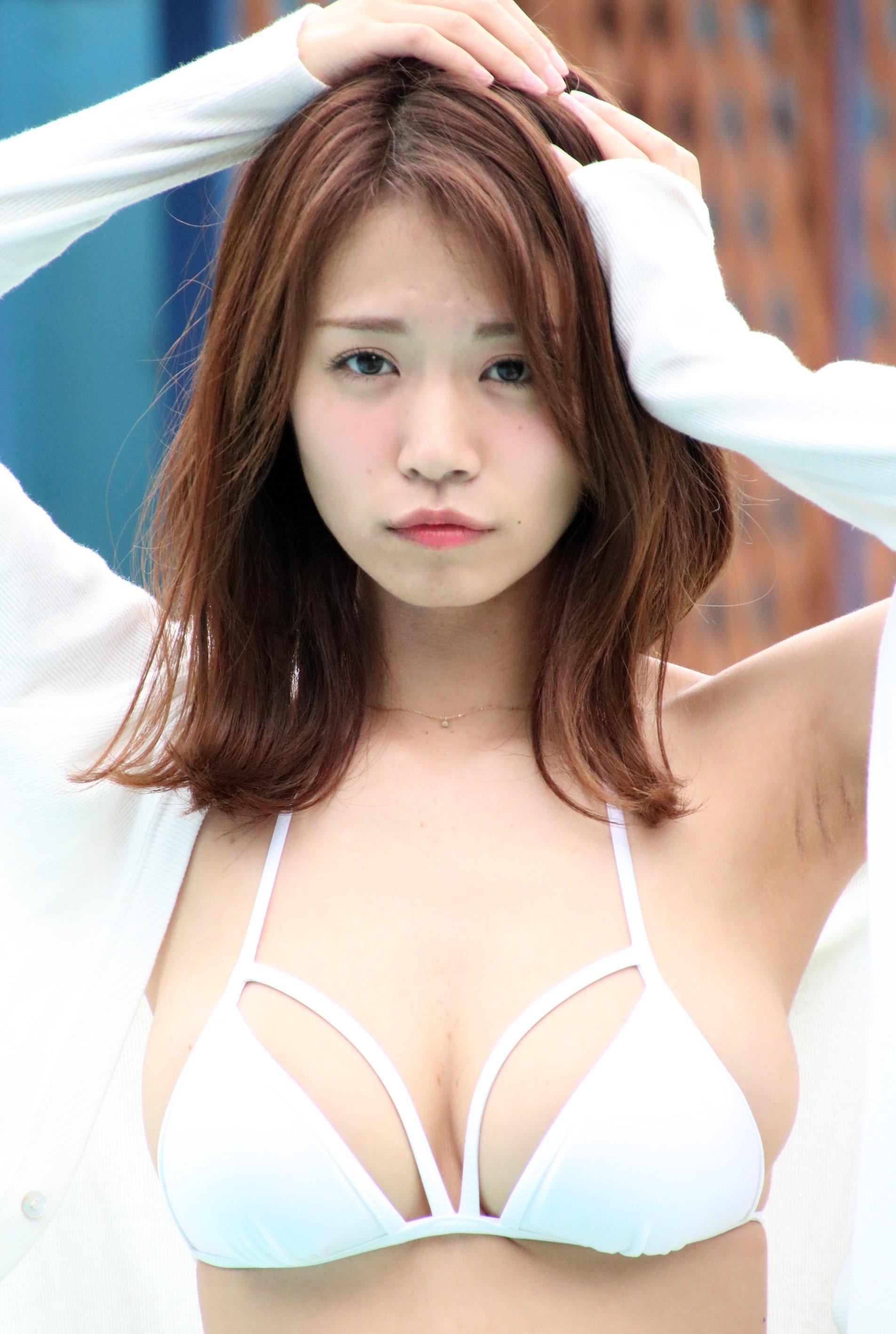 菜乃花のボツシワ腋 (4)