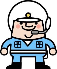 警官「速度超過ね、書類作るので待っててください」 ワイ「はい」