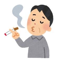 huluで50年前の映画を観てるんだけどすごい場所でタバコ吸ってたwww