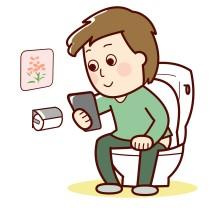 店長「客がトイレ個室でスマホいじって出てこんことが多い」ワイ「なら…」