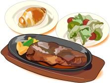 アメリカ人「1ポンドステーキがだいたい1人前アルヨ」 ワイ「ほーんじゃあ1ポンド」