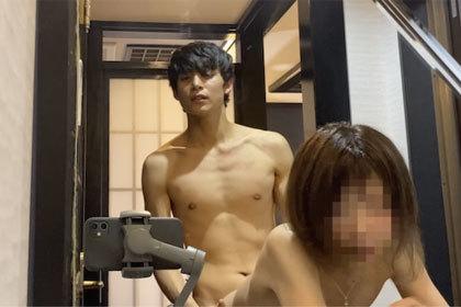 ハメ撮りチャレンジ!20歳のイケメンインストラクターが激しく盛る!.jpg