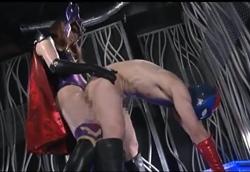 【戦隊痴女】ヒーロー凌辱 悪の女幹部 絶対女王ガーベラ2