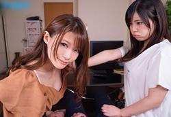【VR】カノジョのお姉さんの囁き誘惑淫語!序章 相沢みなみ 花宮レイ【痴女】1