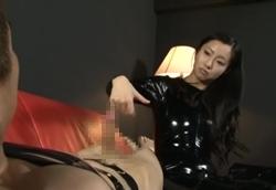 【M男】亀頭尿道責め手コキ虐め!2