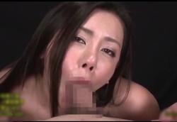 巨乳美痴女お姉さんの淫語主観濃厚フェラ!松本メイ1